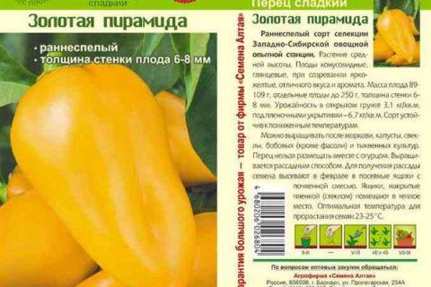 Сибирский перец: лучшие сорта с описанием, фото и отзывами