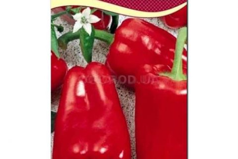 Перец Рубиновый: описание сорта, фото, отзывы