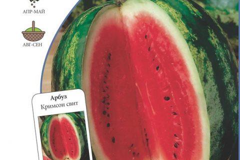 Лучшие сорта арбузов: с фото и описанием