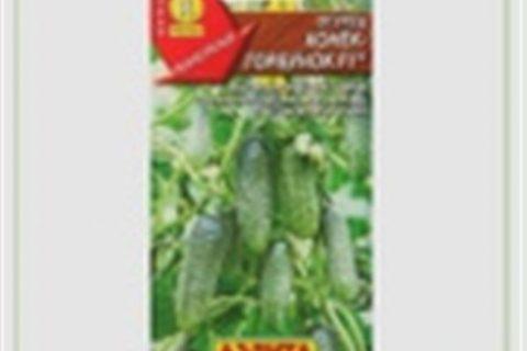 огурцы Одессит F1  гибрид семена, фото, описание, характеристики