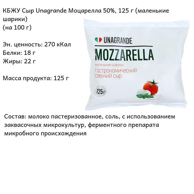 Применение сыра Моцарелла в кулинарии
