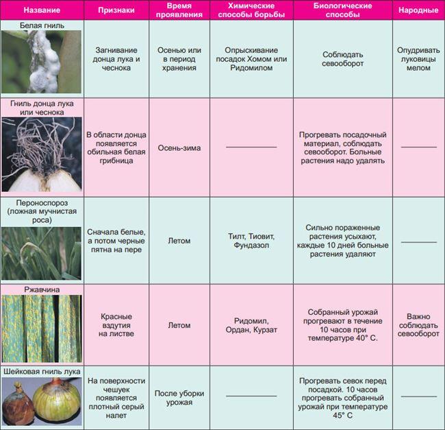 Лечения болезней и вредителей