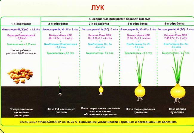 Регионы для выращивания