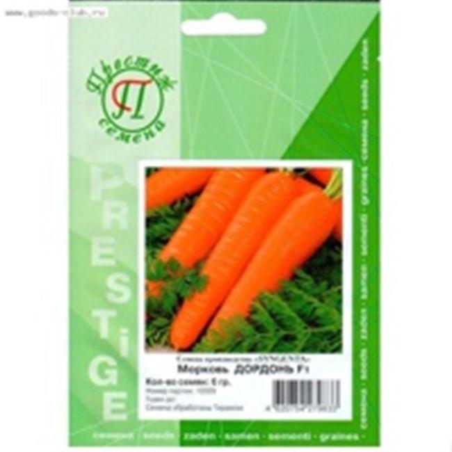 Заказать семена моркови Юкон F1