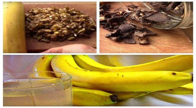 Подкормка перца банановой кожурой