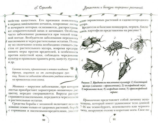Заключение диссертации по теме «Защита растений», Пивень, Василий Тимофеевич