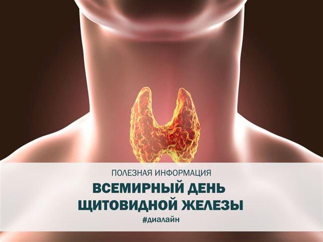 1. Профилактика заболеваний щитовидной железы йодом