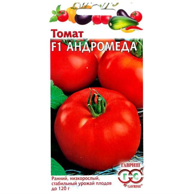 Характеристика сорта томатов Андромеда