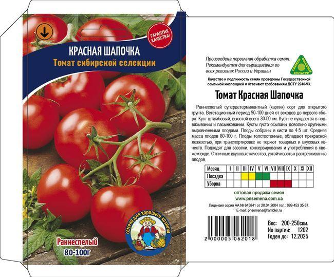 Особенности выращивания сорта