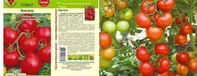 Как формировать томаты Никола