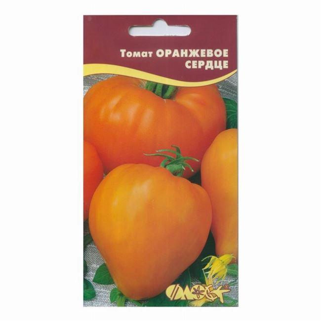 Характеристика и описание томата «Оранжевое сердце», отзывы