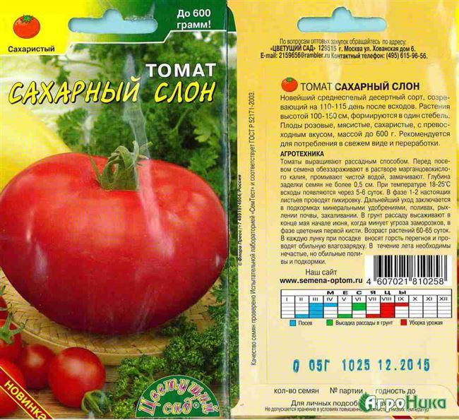 Описание и характеристика сорта томата Оранжевый слон, отзывы, фото