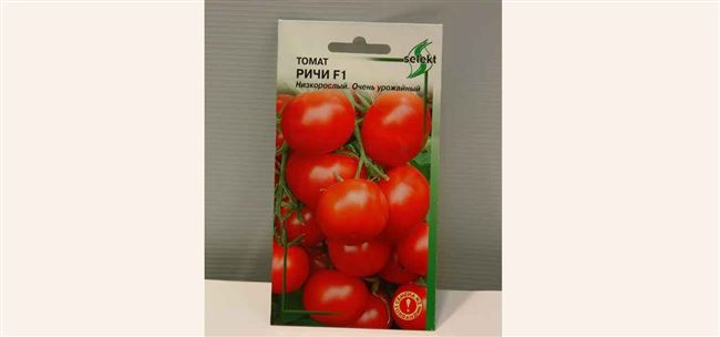 Особенности выращивания помидоров Ричи, посадка и уход