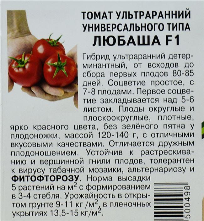 Разновидности томатов, наиболее подходящих для посадки