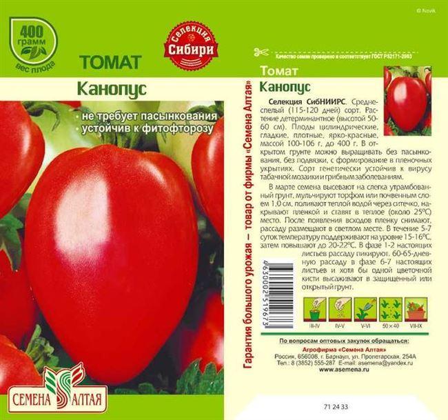 Характеристика и описание томата «Розанна»