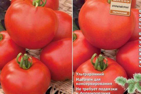 ТОП 10 ранних сортов томатов для открытого грунта