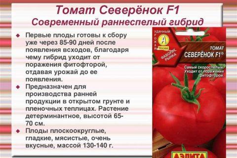 Томат Алешка F1: характеристика и описание гибридного сорта с фото