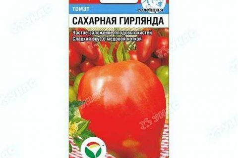 Томат Красная гирлянда: отзывы об урожайности, описание и характеристика