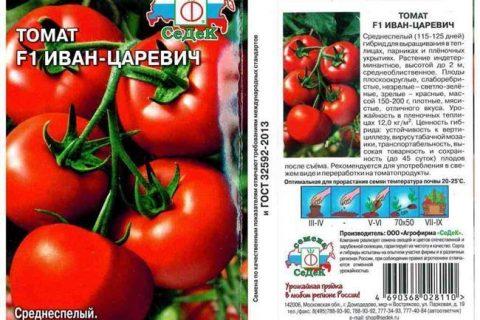 Обзор сорта томата — Канары, урожай