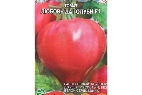 Любовь да голуби F1 — Л — сорта томатов — tomat-pomidor.com — отзывы на форуме | каталог