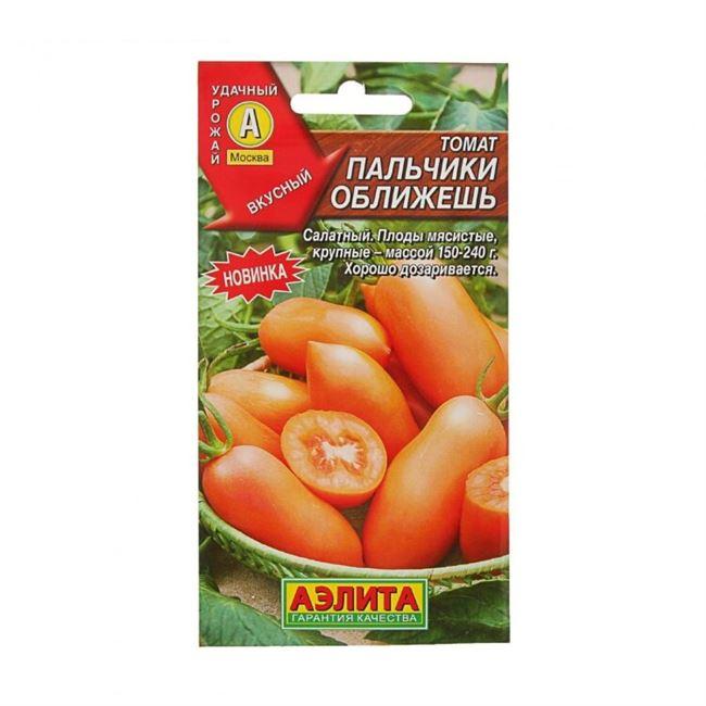 Характеристики и описание сорта томата Пальчики оближешь, его урожайность