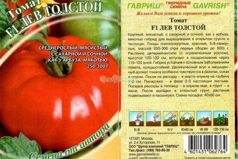 Томат Толстушка: характеристика и описание сорта