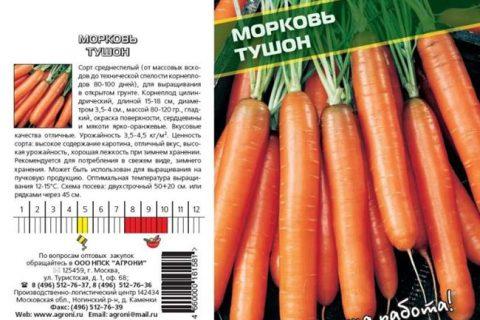 Морковь Флакке (Флакер) семена — низкая цена, описание, отзывы, продажа — Маленький огород